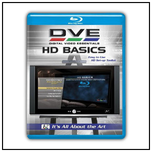 DVE HD Basic Bluray