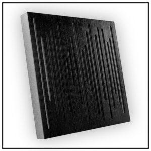 Vicoustic Wavewood Diffusor Svart