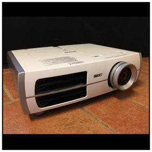 Epson EH-TW3600 Begagnad